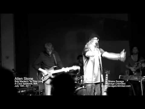 Allen Stone - Is This Love (Bob Marley Cover)