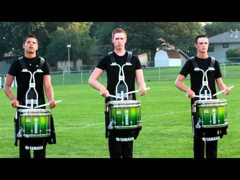 Cavaliers Drumline @ DCI in Omaha