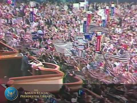 Republican National Convention: President Reagan's Address at the RNC - 8/23/84