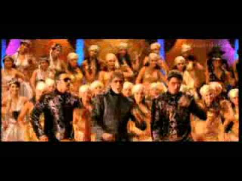 Bol Bachchan Song Ft. Amitabh Bachchan, Abhishek Bachchan, Ajay Devgn [Bol Bol Bachchan]