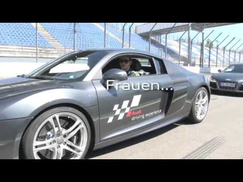 DSV driving experience am Lausitzring