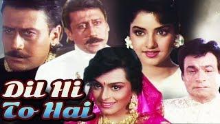 Dil Hi To Hai Full Movie  Divya Bharti Hindi Romantic Movie  Jackie Shroff Hindi Movie