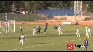 Super liga 2015/16: 2.Kolo: Mladost - Novi Pazar 1:1 (1:1)