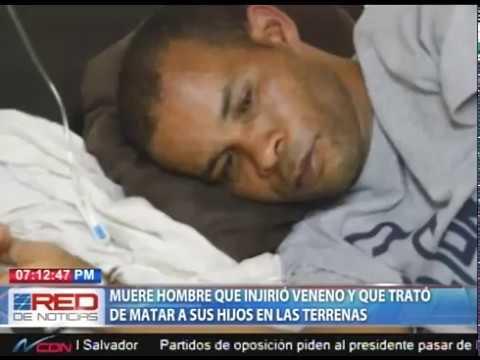 Muere hombre que dio veneno a sus 4 hijos e intentó suicidarse