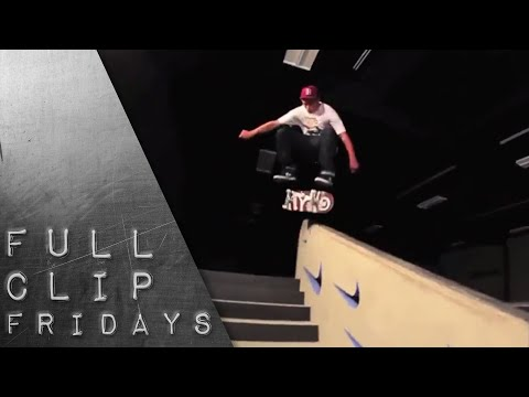 Full Clip Friday - Carlos Ribeiro