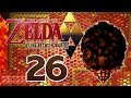 Let's Play The Legend Of Zelda A Link Between Worlds Part 26: Grinexx Battle