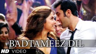 Badtameez Dil Yeh Jawaani Hai Deewani Full Song (Official)