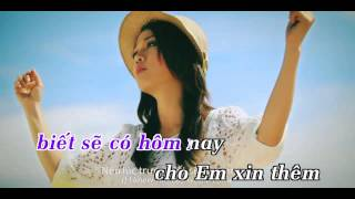 Em kể anh nghe karaoke ( only beat )