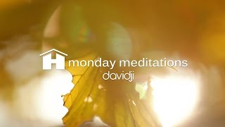 Gratitude Meditation for Thanksgiving with Davidji ~ Monday Meditations