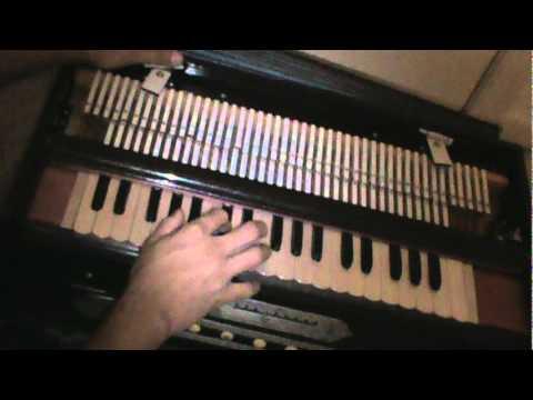 Learn Harmonium 29 - How to play Kabhi Ram Banike Kabhi Shyam Banike