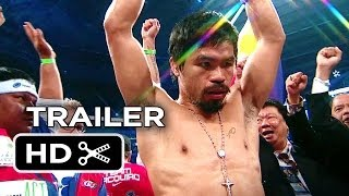 Manny Official Trailer (2014) - Manny Pacquiao Documentary HD
