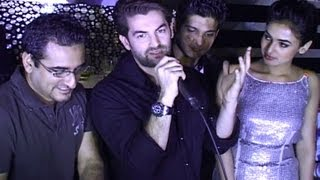 Neil Nitin Mukesh & Sonal Chauhan Promote 