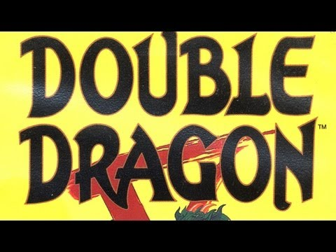 Classic Game Room - DOUBLE DRAGON V: THE SHADOW FALLS review for Genesis