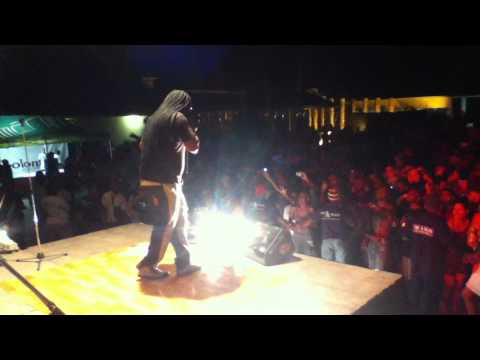 Gramps Morgan live in Honiara, Solomon Islands