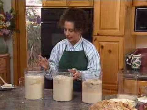 Rustic bread (Sourdough Starter) - Nancy  Silverstone 1