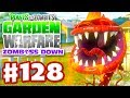 Plants vs. Zombies: Garden Warfare - Gameplay Walkthrough Part 128 - Count Chompula (Xbox One)