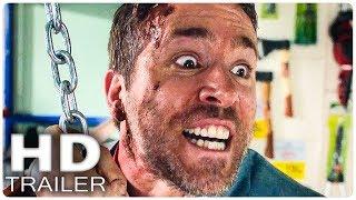 THE HITMAN'S BODYGUARD Trailer 3 (Extended) 2017