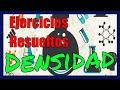 DENSIDAD - Ejercicios Resueltos 01