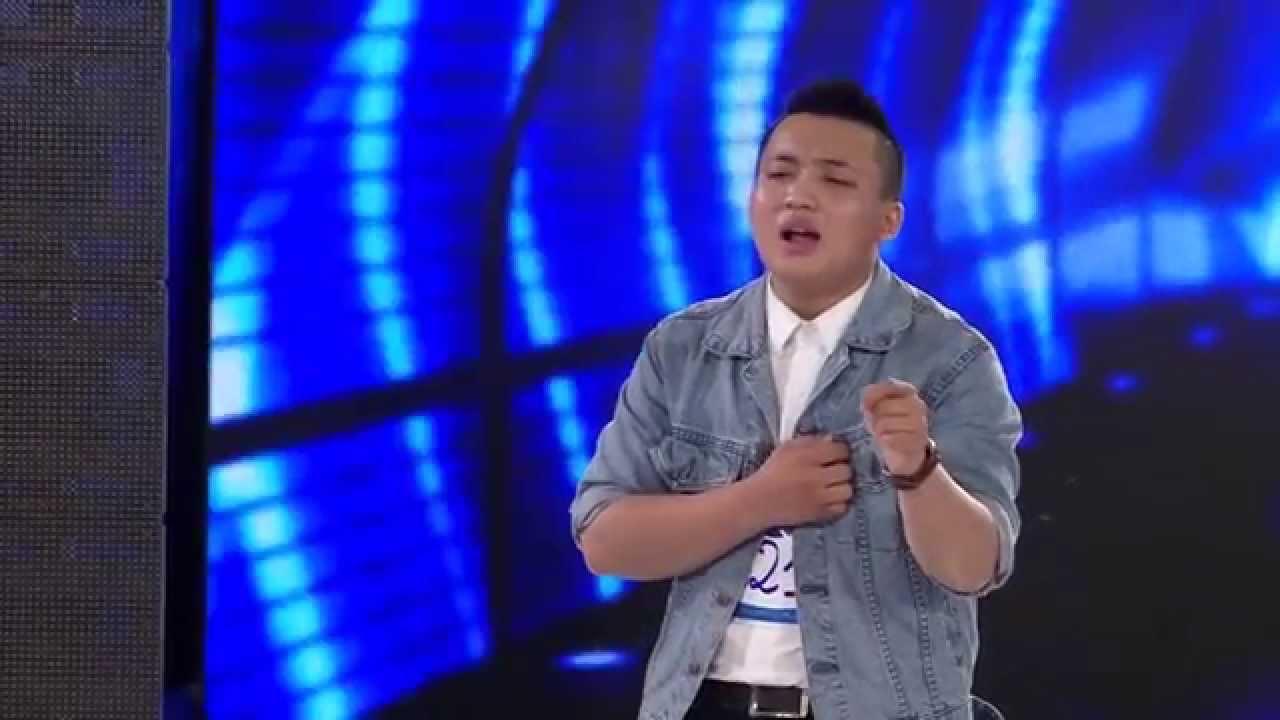Vietnam Idol 2015 - Tập 2 - Rolling in the deep - Nguyễn Thiện Thuật