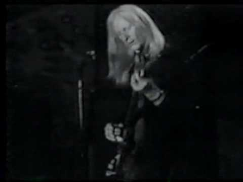 Johnny Winter 1970 awesome blues in Montreaux Jazz Festival Part 1