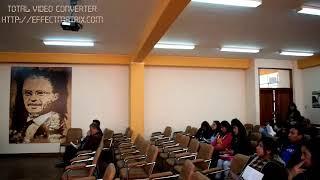 Carrera de Sociología - UMSA. Informe, primera fase del proceso de Autoevaluación 2016