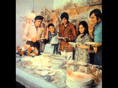 SAWAN KE JHOOLE PADE - JURMANA . 1979 - LATA MANGESHKAR - RD BURMAN - HQ .