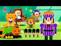 Фрагмент с средины видео - The Best Songs of Halloween | + Compilation | PINKFONG Songs for Children