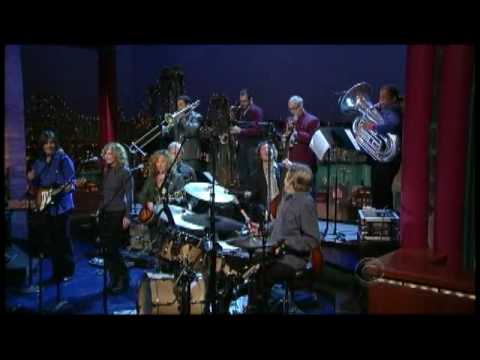 Levon Helm - Tennessee Jed  on Letterman 7/9 (TheAudioPerv.com)