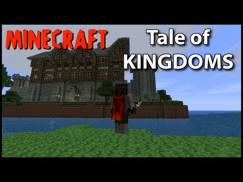 "Minecraft: Tale of Kingdoms [E13] ""Guild Repairs"""