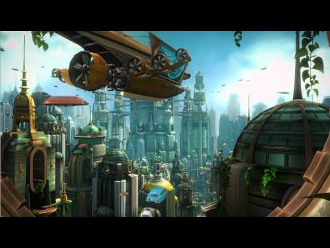 GDC 2006 Ratchet & Clank Future teaser trailer
