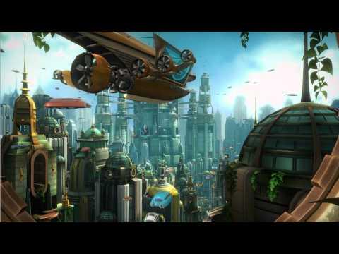 GDC 2006 Ratchet & Clank Future teaser trailer