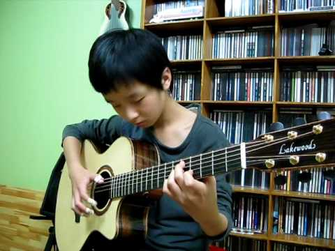 (Toto) I-ll Be Over You - Sungha Jung