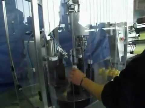 ClaudioVignoli.com: RTV300-5 ASPX Semiautomatic Filling Machine Llenadora