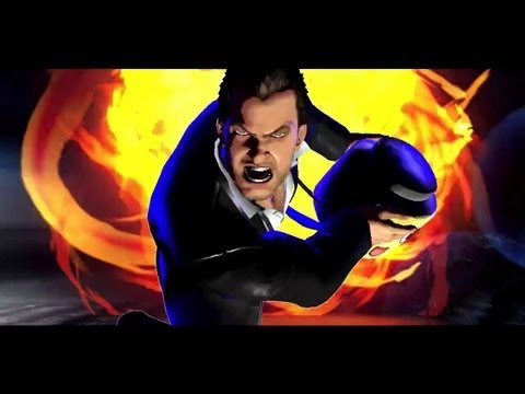 Ultimate Marvel vs Capcom 3 'Frank West, Akuma, Ryu vs Rocket Raccoon, Thor, Super-Skrull' [HD]
