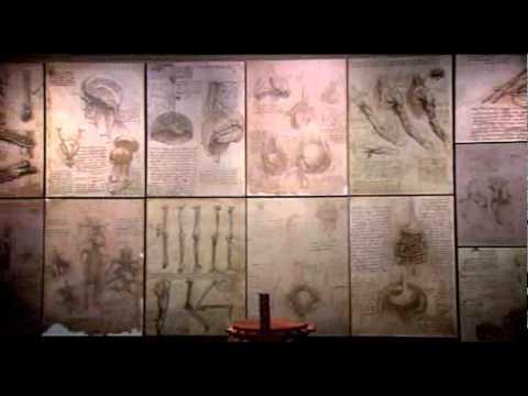 09-03-2012. Leonardo da Vinci, el genio.