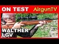TEST: Walther LGV Competition Ultra air rifle