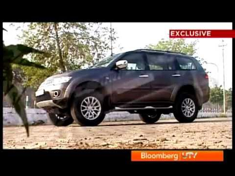 Mitsubishi Pajero Sport review by Autocar India