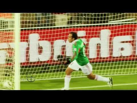 Mexico vs Francia 2-0 (World Cup Johannesburg) 2010