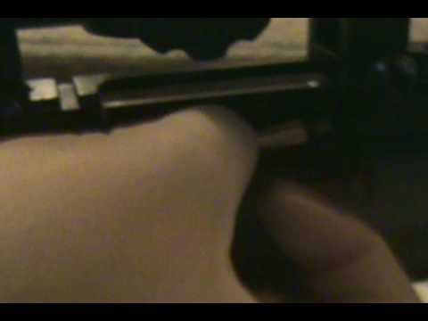 Shooting the M24 Sniper Rifle - Movie