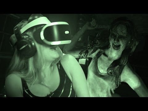 How Scary is The Resident Evil 7 Kitchen Demo in PS VR? - UCKy1dAqELo0zrOtPkf0eTMw