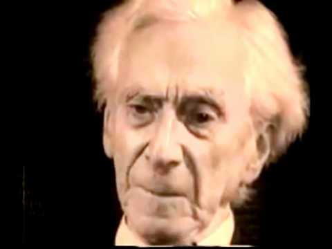 Bertrand Russell - Un mensaje para el futuro (1959)