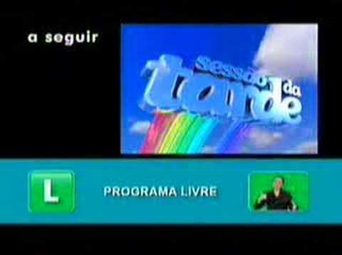 Globo 2007 + Vinheta sessão da tarde.