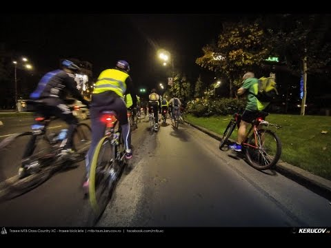 VIDEOCLIP Masa Critica Bucuresti - Septembrie 2016 (Bucharest Critical Mass)