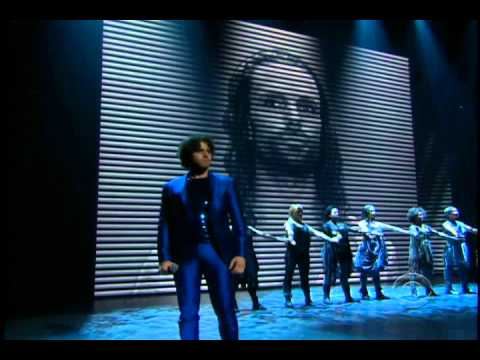 The Cast of Broadway's Jesus Christ Superstar performing at the 2012 Tony Awards