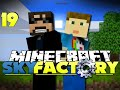 Minecraft Modded SkyFactory 19 - COBBLESTONE IS LIFE