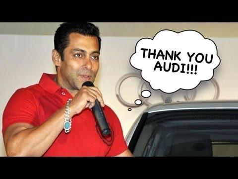 Salman Khan-s NEW Bodyguard: THE AUDI Q7!