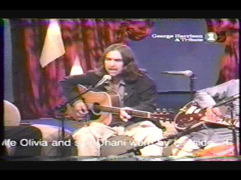 George Harrison - The Last Performance. pt 4 of 4.