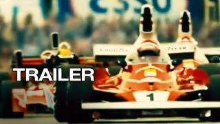 Rush Official Trailer (2013) - Chris Hemsworth, Ron Howard Racing Movie HD