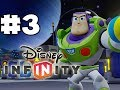 Disney Infinity - Gameplay Walkthrough - Toystory in Space Playset - Part 3 (HD)