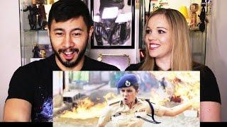 JAI GAANGAAJAL trailer reaction by Jaby & Jess H!
